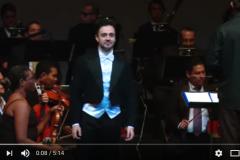 Ugo Tarquini sings Che gelida manina